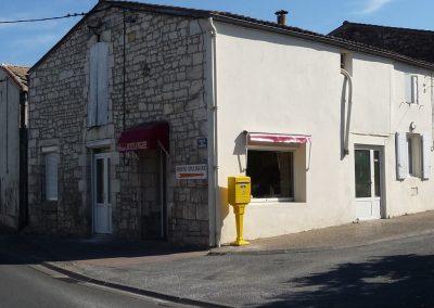 Boulangerie de Saint James