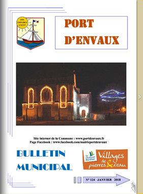 Bulletin municipal janvier 2018