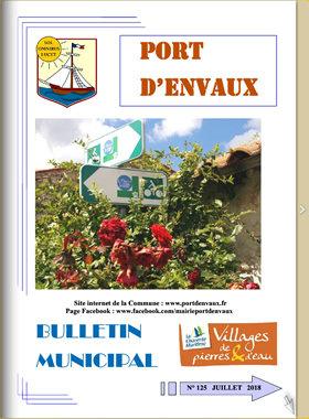 Bulletin municipal Juillet 2018