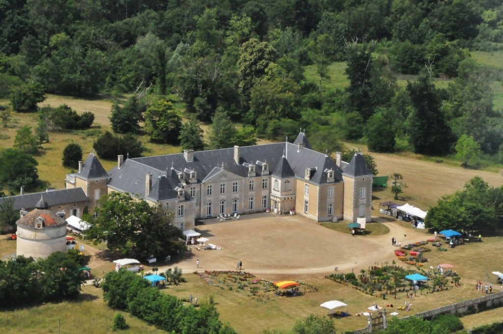 chateau de Panloy