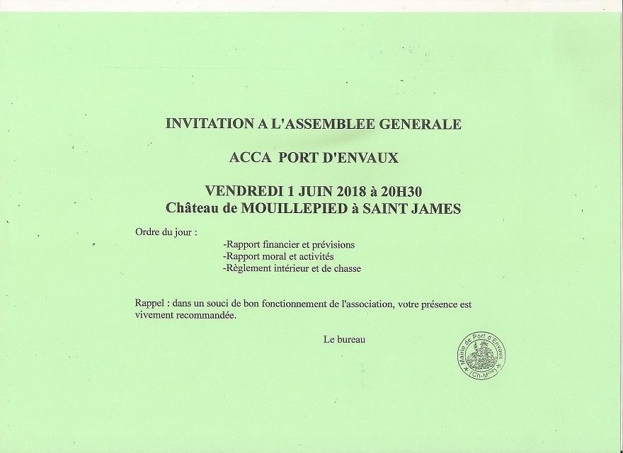 AG des Chasseurs