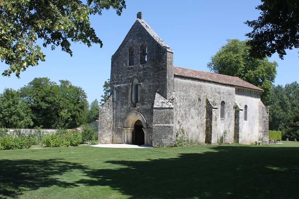 chapelle du chateau ]