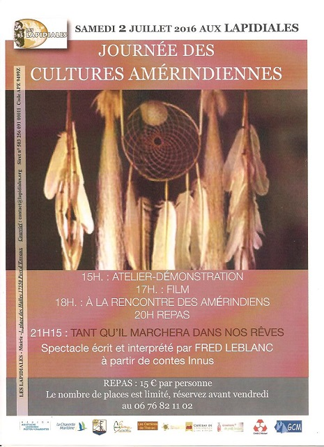 journée culture Amèrindiennes pg