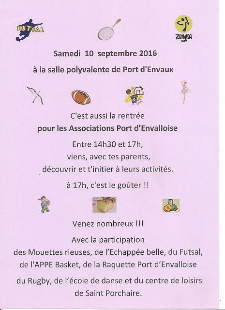 invitation journée association