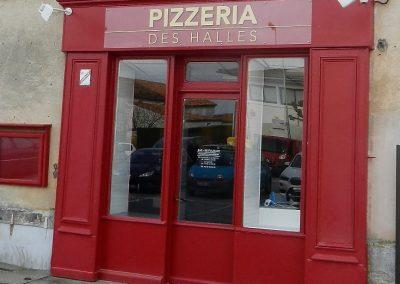Pizzeria des Halles