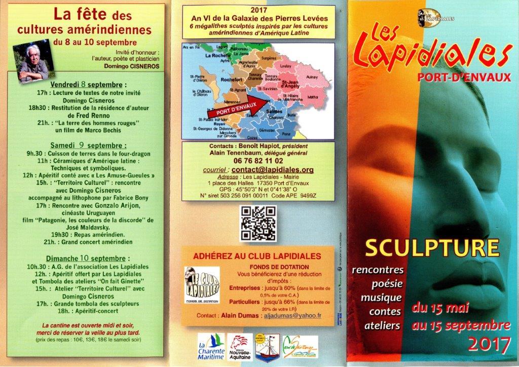Lapidiales 2017 1