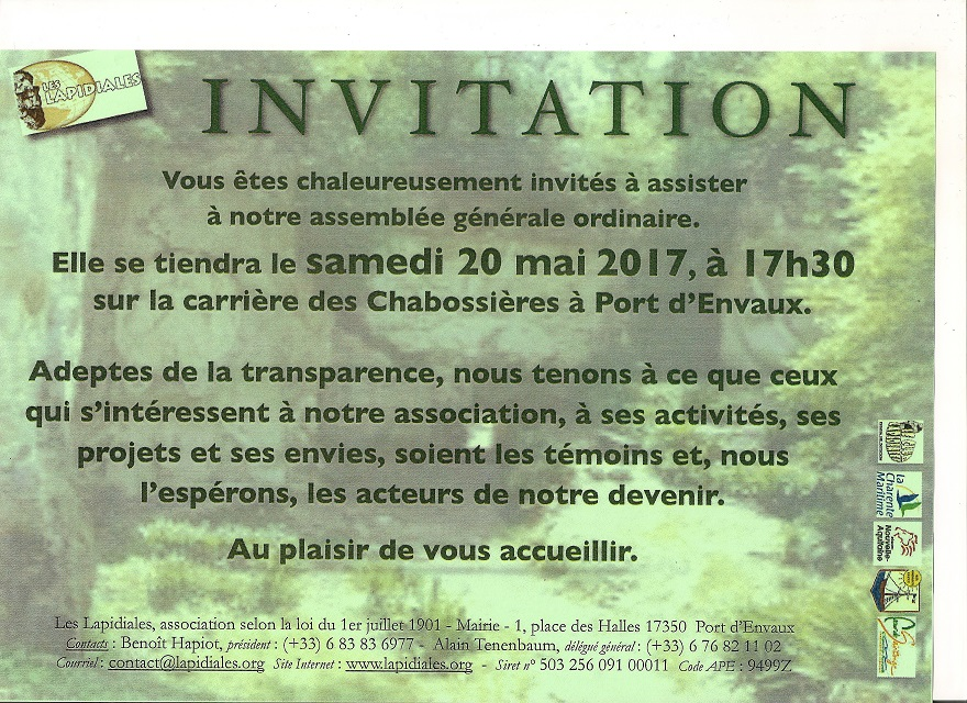 invitation AG