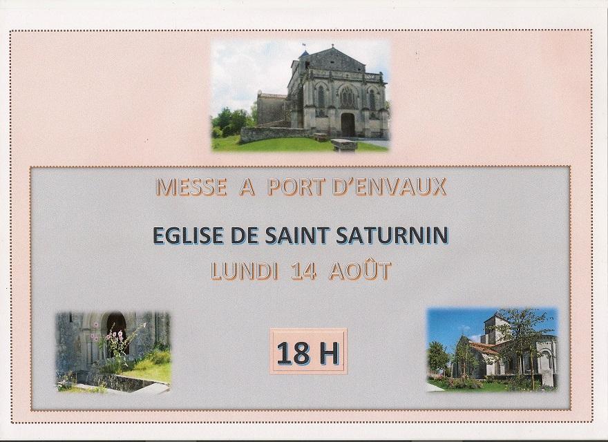 Messe en Aout
