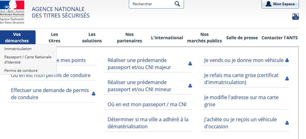 Demarches Pour Immatriculation Et Permis Port D Envaux