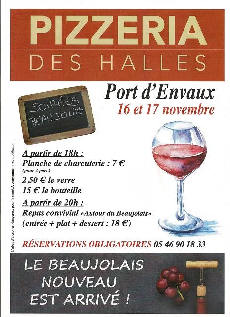 soirées beaujolais