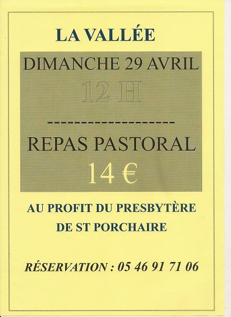 Repas pastoral