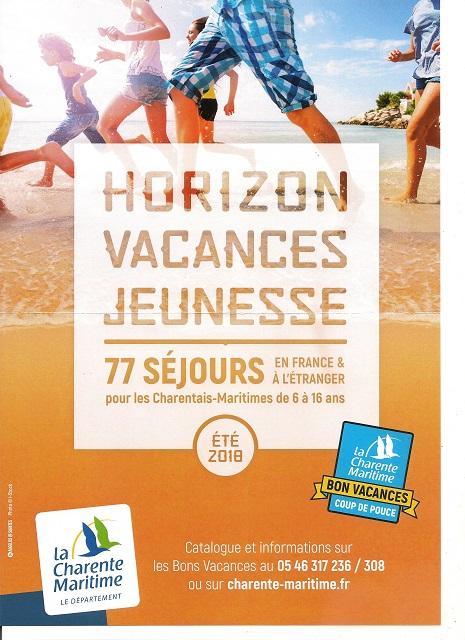 horizon vacances jeunesse