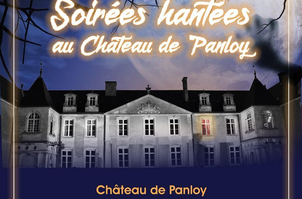 Le Château de Panloy est-il hanté ?