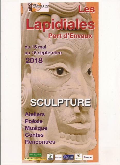 sculptures des Lapidiales