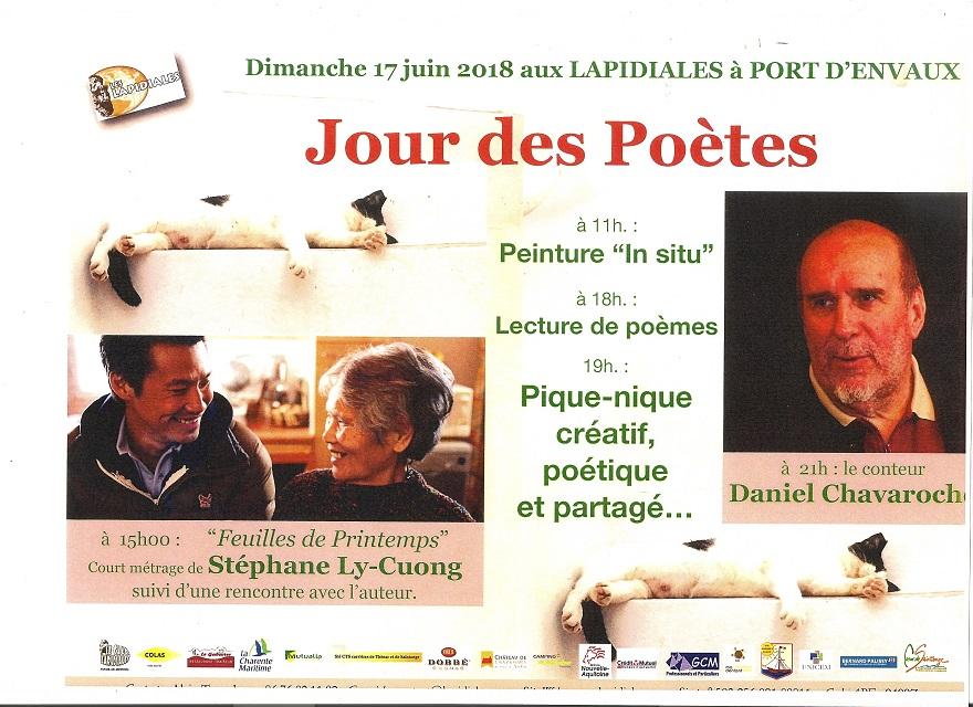 journée des poètes