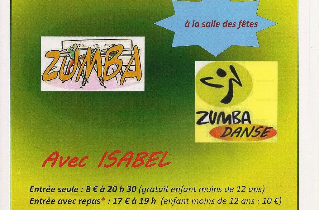 Gala Zumba Danse