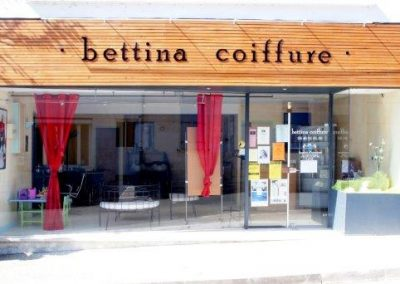 Bettina coiffure