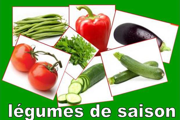 Où acheter des légumes de saison dans le village ?