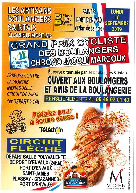 Course cycliste des boulangers