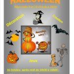 Le mercredi, c'est Halloween au Centre de Loisirs