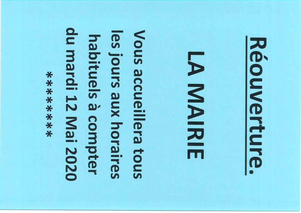Elections Municipales 1