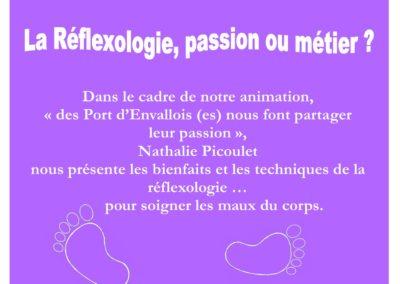 La réflexologie