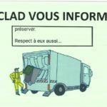 Cyclad vous informe