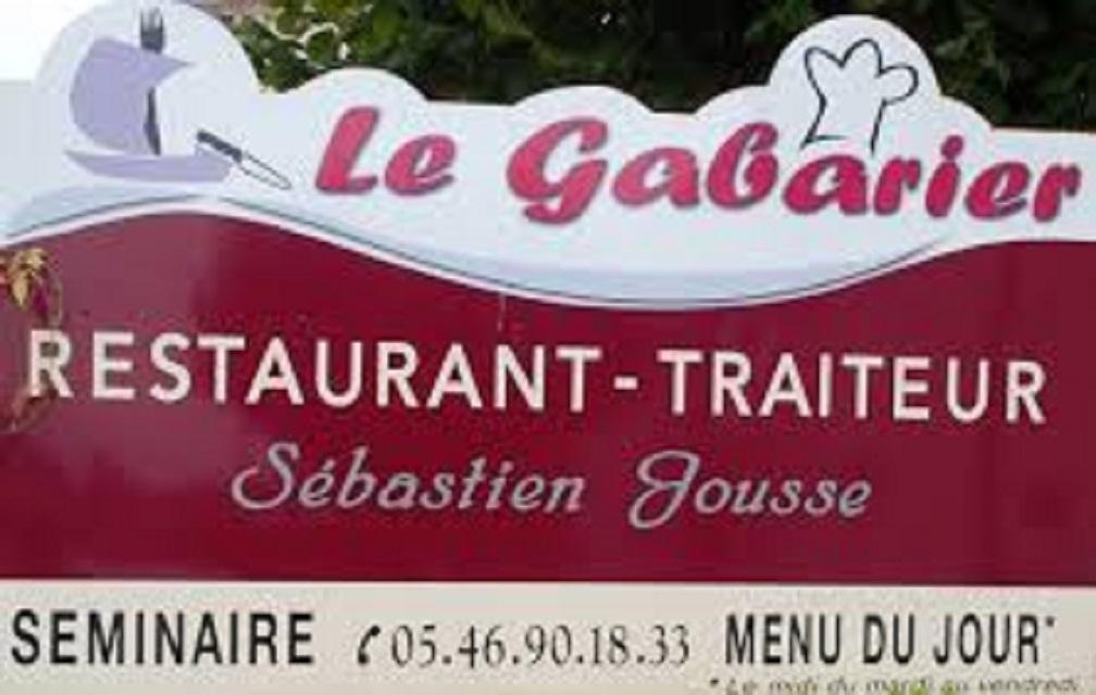Vos plats à emporter avec le Gabarier