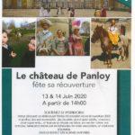 Le Château de Panloy fête sa réouverture