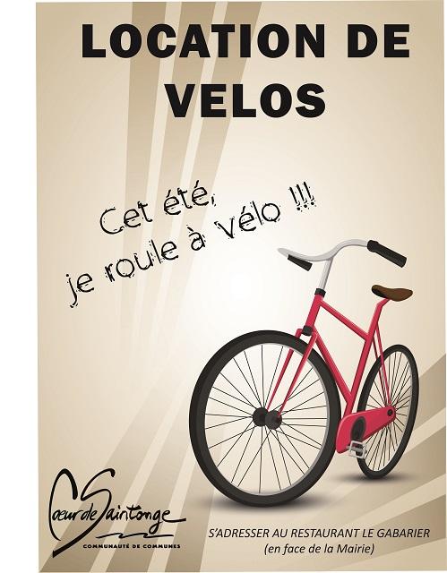On roule à vélo à Port d'Envaux