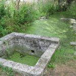 Le lavoir de Saint Saturnin, un plus que centenaire, va rajeunir !