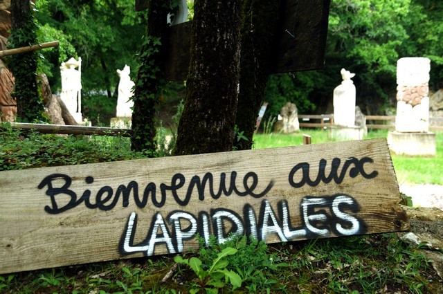 Les Lapidiales : du talent et du coeur !