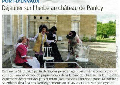 Article Journaux
