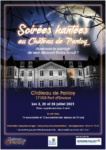 L'été au Château de Panloy !