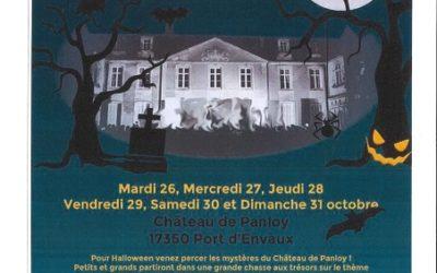 Le Château de Panloy est-il hanté ? 1