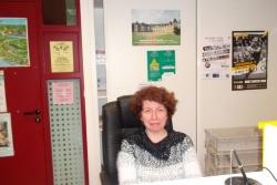 Sophie de l'agence postale .JPG